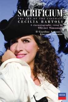 Cecilia Bartoli - Sacrificium, DVD