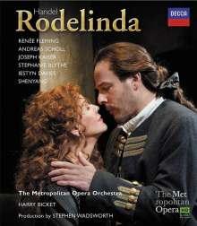 Georg Friedrich Händel (1685-1759): Rodelinda, Blu-ray Disc