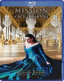 Cecilia Bartoli - Mission, Blu-ray Disc