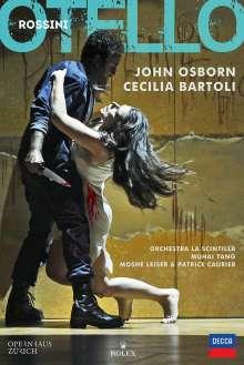 Gioacchino Rossini (1792-1868): Otello, DVD