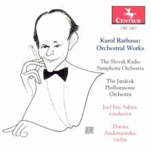 Karol Rathaus (1895-1954): Suite op.29, CD