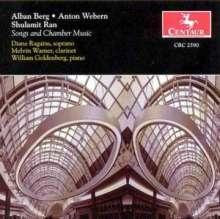 Alban Berg (1885-1935): 7 Frühe Lieder, CD