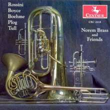 Norem Brass & Friends, CD