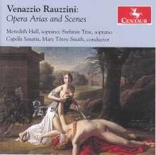 Venanzio Rauzzini (1746-1810): Arien & Szenen aus Opern, CD