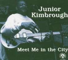 Junior Kimbrough: Meet Me In The City, CD