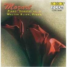 Wolfgang Amadeus Mozart (1756-1791): Klaviersonaten Nr.11-18, 2 CDs