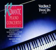 The Romantic Piano Concerto Vol.2, 2 CDs