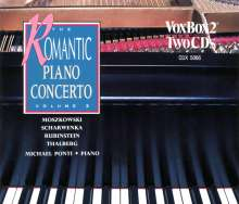 The Romantic Piano Concerto Vol.3, 2 CDs