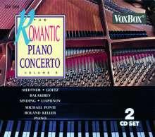 The Romantic Piano Concerto Vol.5, 2 CDs