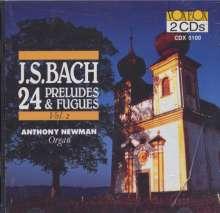 Johann Sebastian Bach (1685-1750): Präludien & Fugen Vol.2, CD
