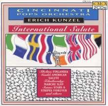 Cincinnati Pops Orchestra - International Salute, 2 CDs