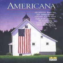"""Amerikanische Orchesterwerke """"Americana"""", 2 CDs"""