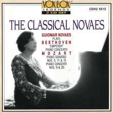 Guiomar Novaes - The Classical Novaes, 2 CDs