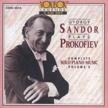 Serge Prokofieff (1891-1953): Sämtliche Klavierwerke Vol.2, 2 CDs