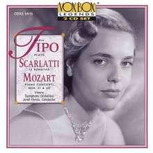 Wolfgang Amadeus Mozart (1756-1791): Klavierkonzerte Nr.21 & 25, CD
