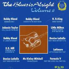 Blues Is Alright 2, CD
