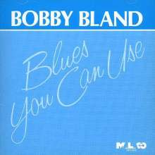 Bobby 'Blue' Bland: Blues You Can Use, CD