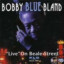 Bobby 'Blue' Bland: Live On Beale Street, CD