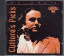 Clifford's Picks, CD