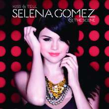 Selena Gomez: Kiss & Tell, CD