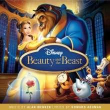 Alan Menken (geb. 1949): Filmmusik: Beauty & The Beast (O.S.T.), CD