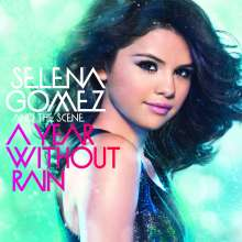 Selena Gomez: A Year Without Rain, CD