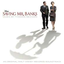 Filmmusik: Saving Mr. Banks, CD