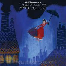 Filmmusik: The Legacy Collection: Mary Poppins, 3 CDs