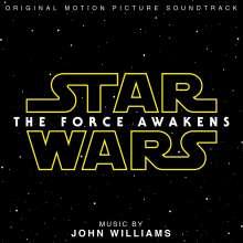John Williams (geb. 1932): Filmmusik: Star Wars: The Force Awakens (Deluxe Edition), CD