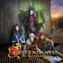 Filmmusik: Descendants: Die Nachkommen, CD