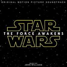 John Williams: Filmmusik: Star Wars - The Force Awakens (Picture Disc), 2 LPs
