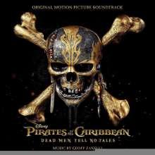 Filmmusik: Fluch der Karibik 5 (Pirates Of The Caribbean 5), CD