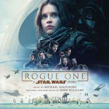 Filmmusik: Rogue One: A Star Wars Story, 2 LPs