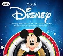 Filmmusik: Classic Disney, 3 CDs