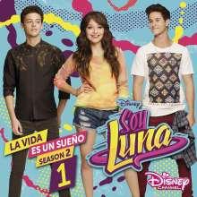 Filmmusik: Soy Luna: La Vida Es Un Sueno - Season 2 Volume 1, CD