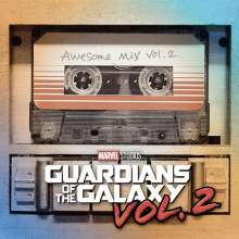 Filmmusik: Guardians Of The Galaxy Vol. 2 (Awesome Mix Vol. 2), CD