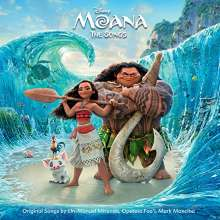 Filmmusik: Moana: The Songs, CD