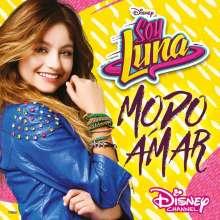 Filmmusik: Soy Luna: Modo Amar (Staffel 3), CD