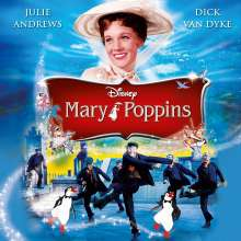 Filmmusik: Mary Poppins (Original Motion Picture Soundtrack), CD