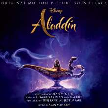 Filmmusik: Aladdin (Original Soundtrack) (Internationale Version), CD