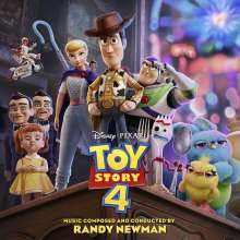 Randy Newman: Filmmusik: Toy Story 4, CD