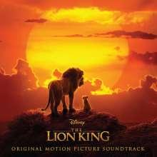 Filmmusik: The Lion King (Original Film-Soundtrack), CD