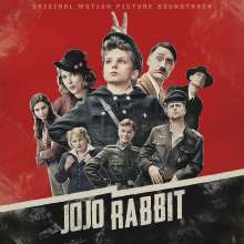 Filmmusik: Jojo Rabbit, CD