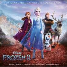 Filmmusik: Die Eiskönigin 2 (Frozen 2) (English Version), CD