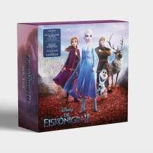 Filmmusik: Die Eiskönigin 2 (Fan Box) (Frozen 2), 3 CDs und 1 Merchandise