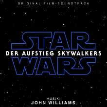 Filmmusik: Star Wars: Der Aufstieg Skywalkers, CD