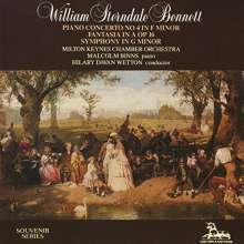 William Sterndale Bennett (1816-1875): Klavierkonzert Nr.4, CD