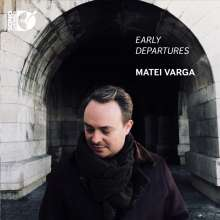 Matei Varga - Early Departures, CD