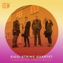 Siggi String Quartet - South of the Circle, CD