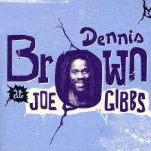 Dennis Brown: Dennis Brown At Joe Gibbs (Box-Set), 4 CDs